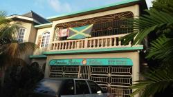 New Freedom Palace Hotel, Ocho Rios, Jamaica