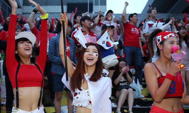 Celebrating Korea